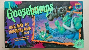Goosebumps: One Day at Horrorland Game by MB 1998 - (New)